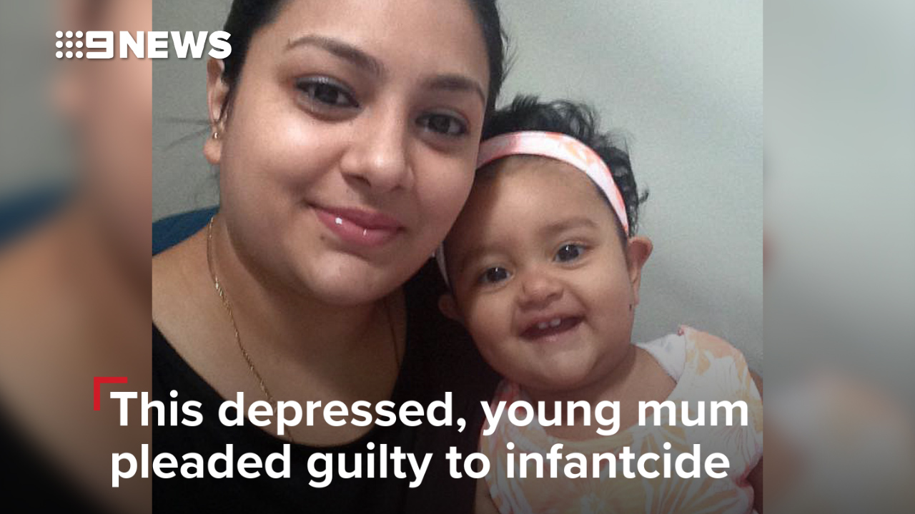 Young, depressed mother pleads guilty to infanticide