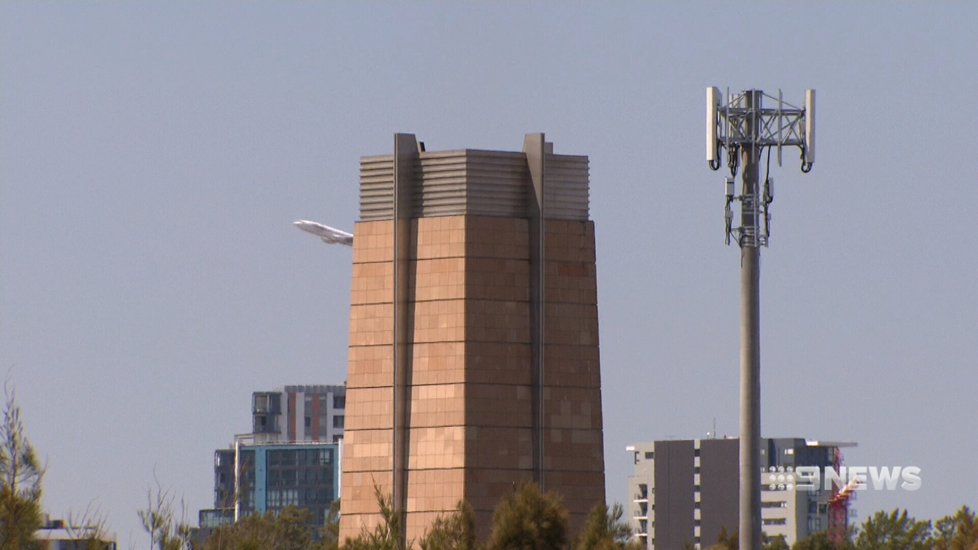Construction of smoke stacks will pollute air around 100 schools