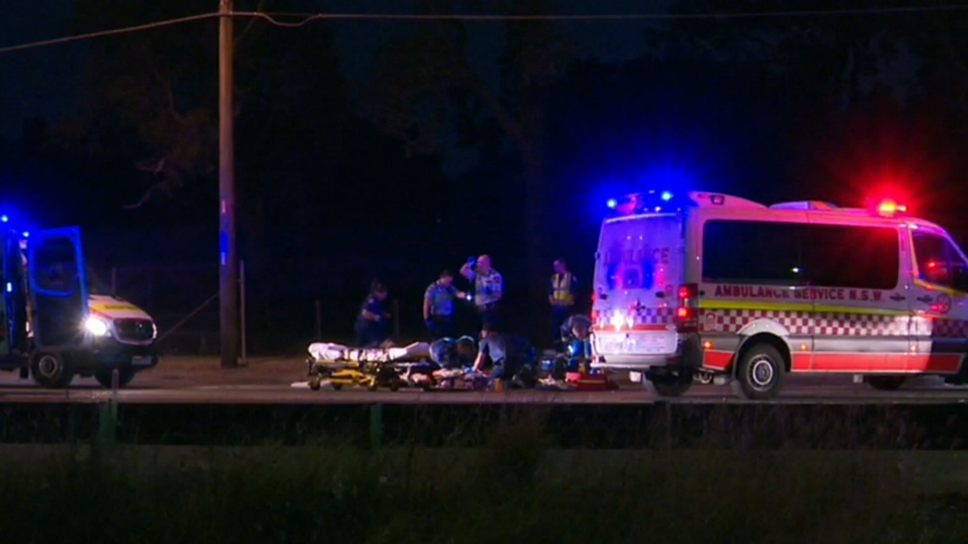 Woman dies in Sydney hit-and-run