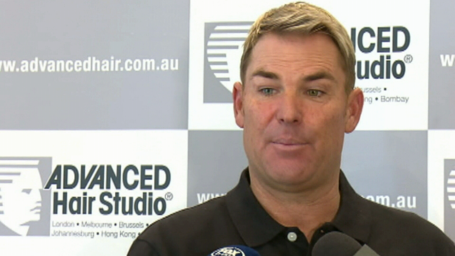 Shane Warne accused of attacking woman in London