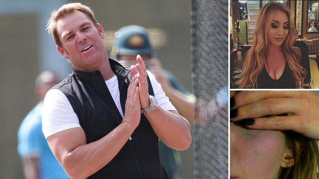 Warne cleared of alleged assault