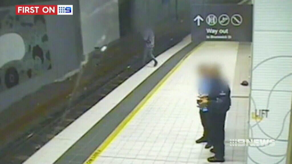Heroic Queensland Rail staff prevent tragedy