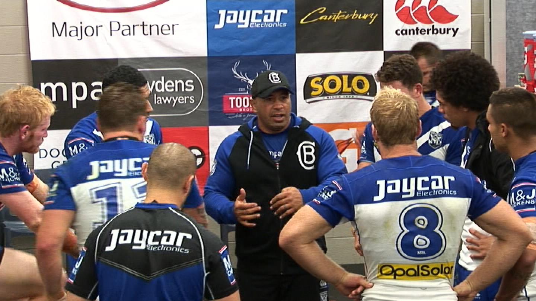Bulldogs interview Pay, Dymock