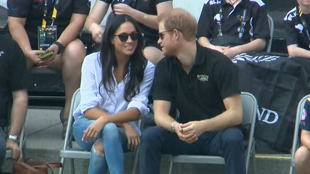 Is Prince Harry Engaged?