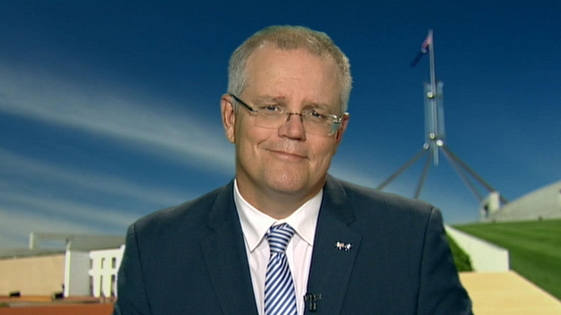 Scott Morrison on government's new energy plan