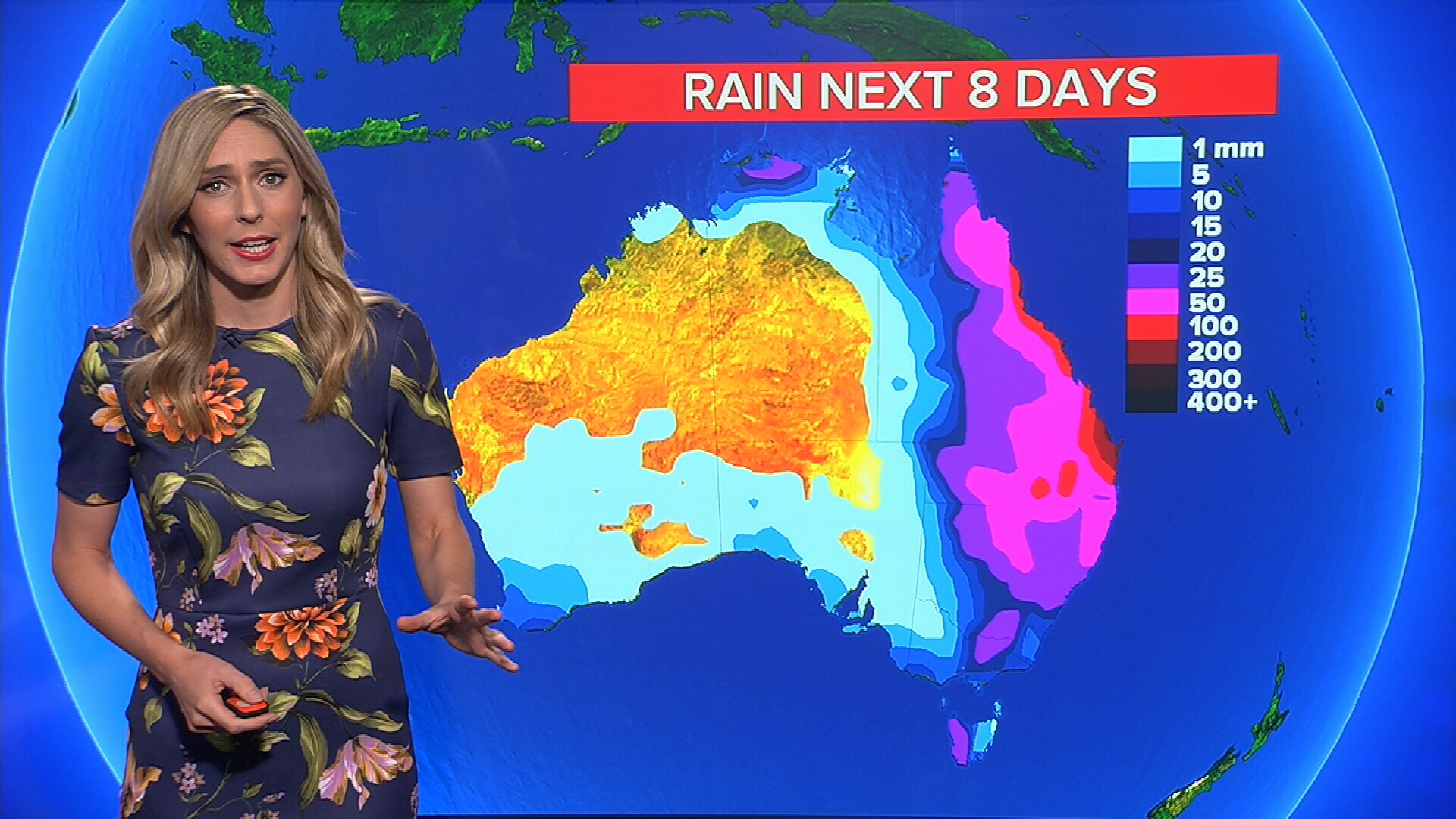 More rain to hit Queensland over coming days