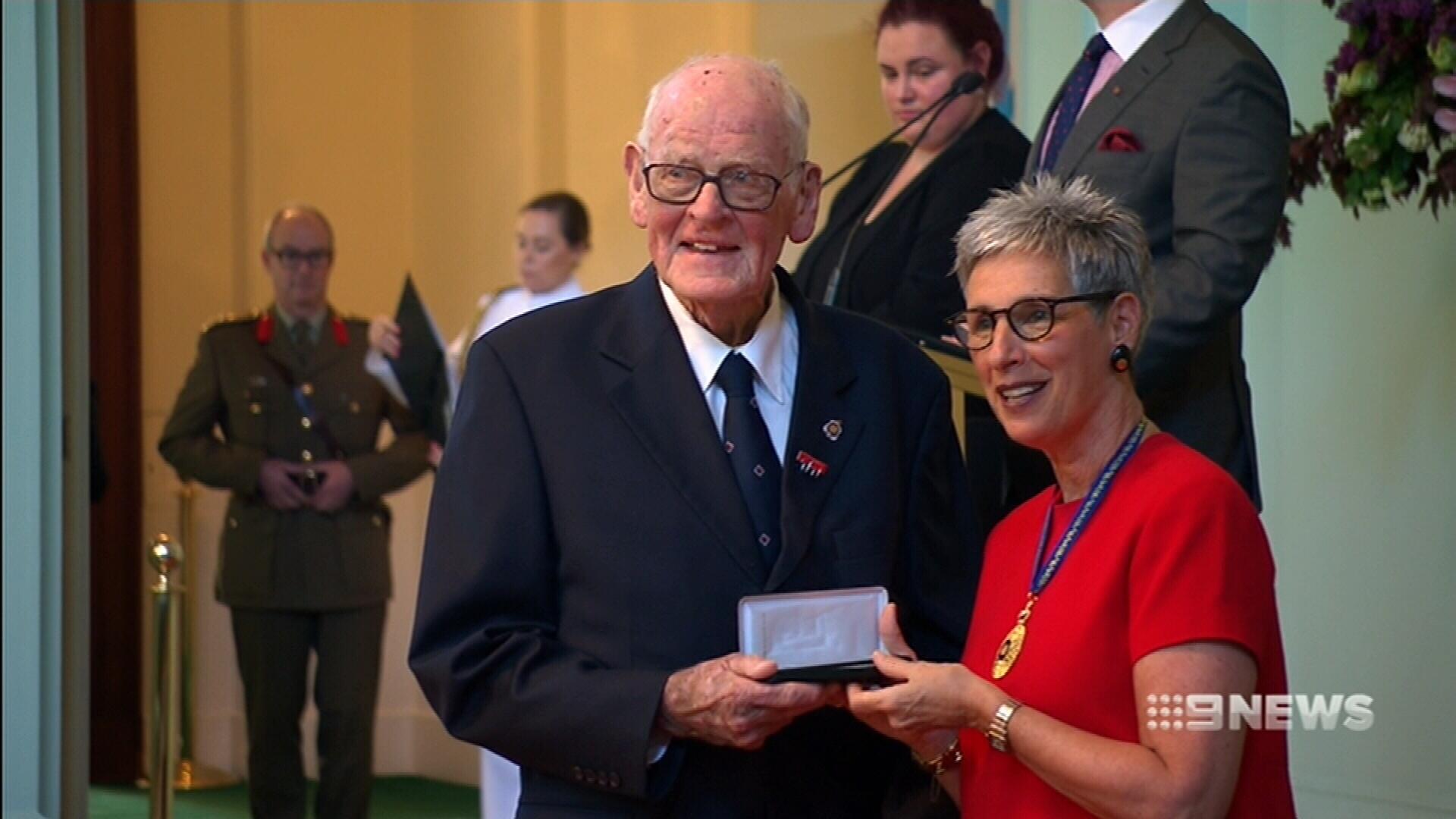 World War I digger honoured