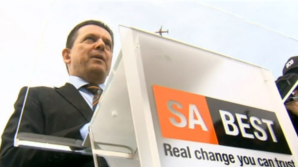New poll suggest Nick Xenophon is more popular than SA Premier