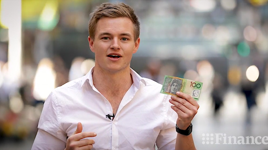 The curious case of the 'rare' $100 note
