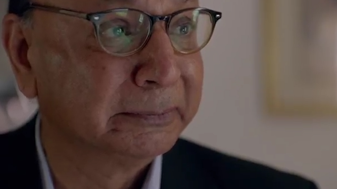 Clinton's emotional Khizr Khan ad