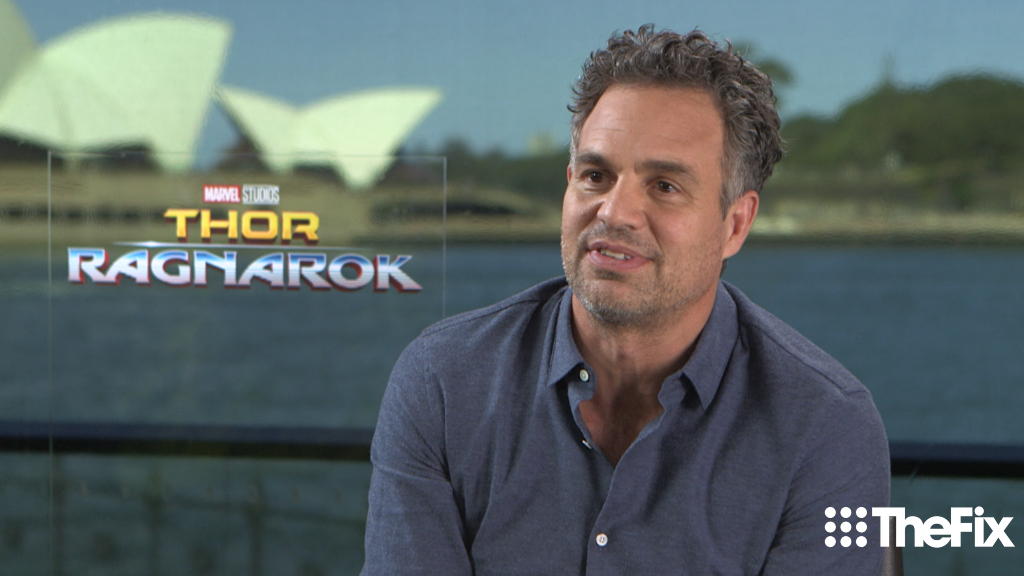 TheFIX chats to Mark Ruffalo