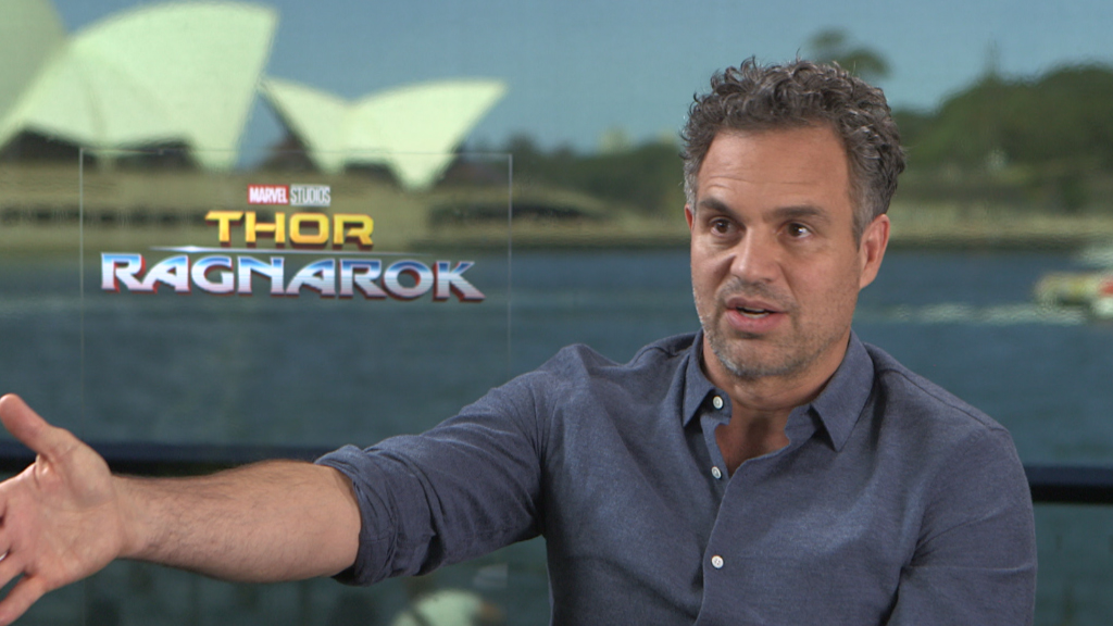Mark Ruffalo responds to Harvey Weinstein scandal