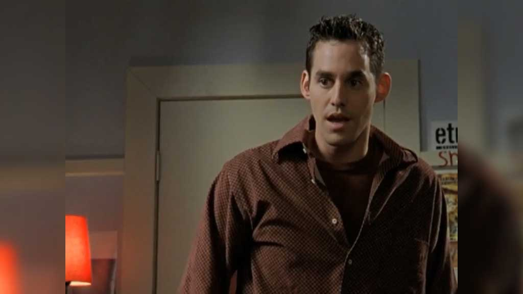 Buffy the Vampire Slayer starring Nicholas Brendon