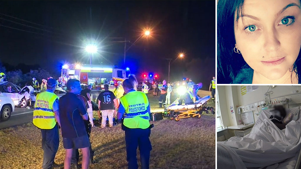 Teen charged over serious head-on crash with nurse