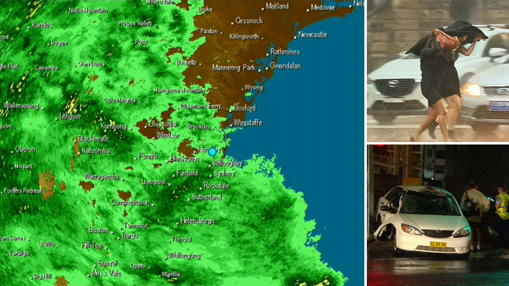 Much-needed rain deluge drenches NSW