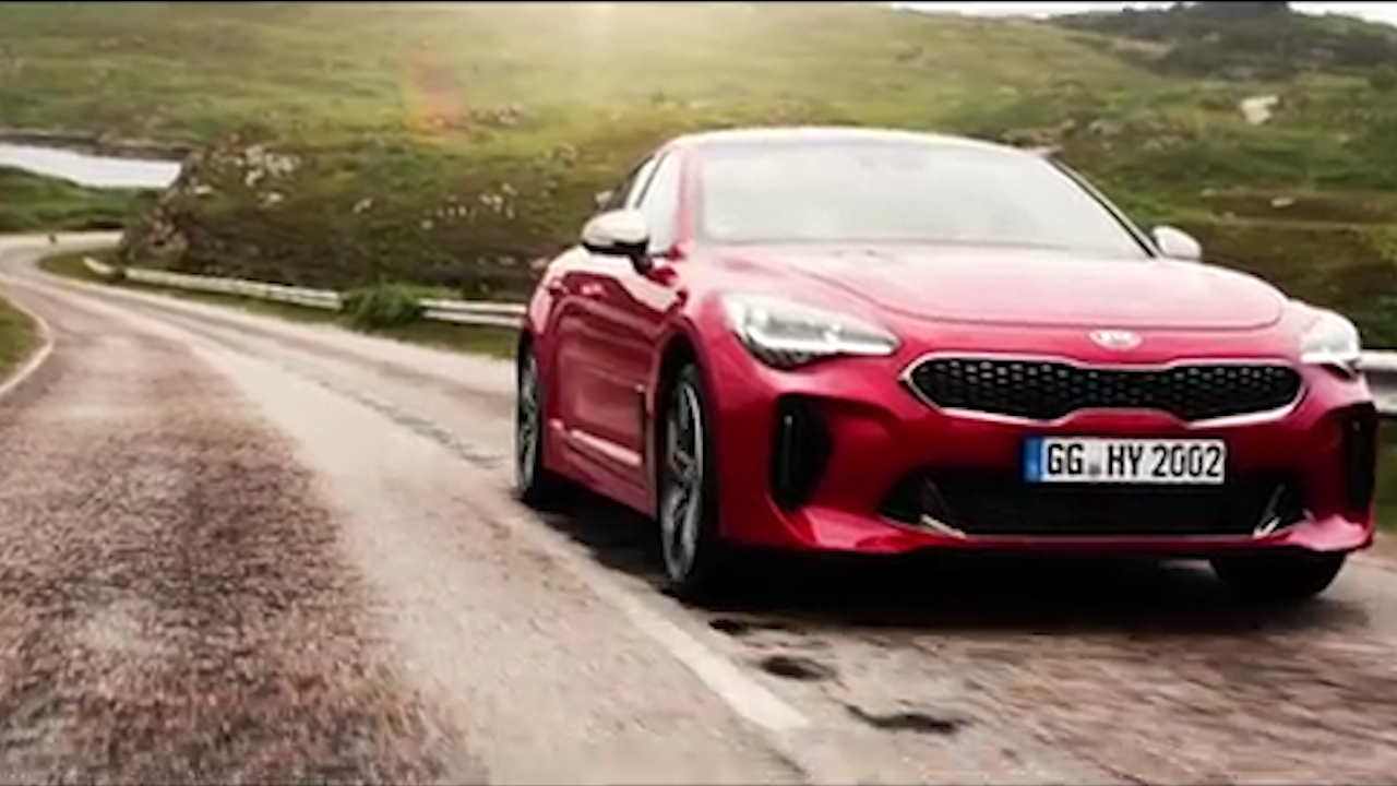 Kia unveil 'commodore killing' Stinger GT