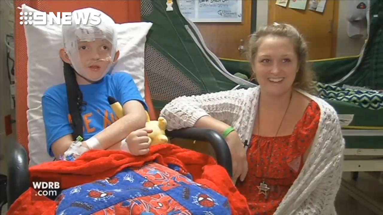 Mystery illness puts boy to sleep for 11 days