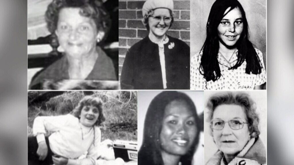 NEWS: Police announce $6m reward for cold case murders