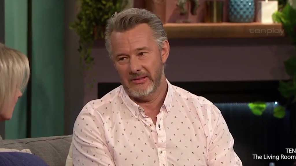 Barry Du Bois reveals cancer has returned