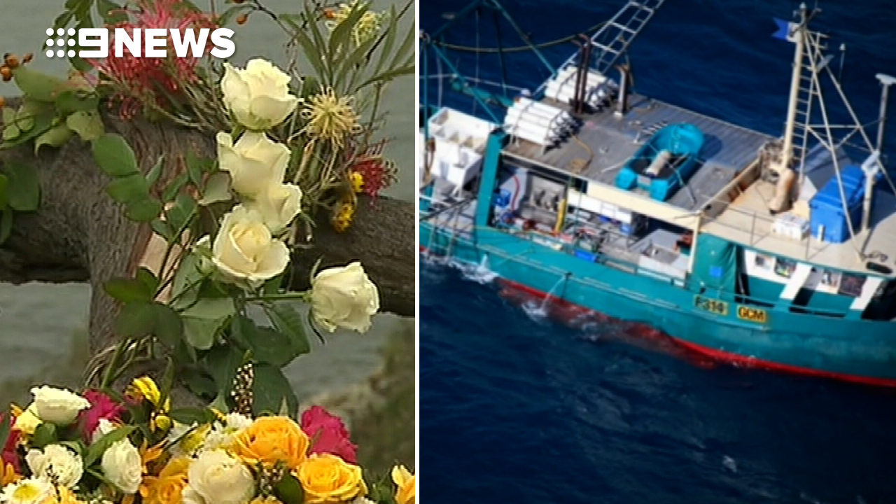 NEWS: Bodies retrieved in trawler disaster recovery dives