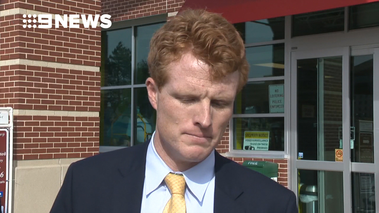 Joe Kennedy III on release of JFK assassination files