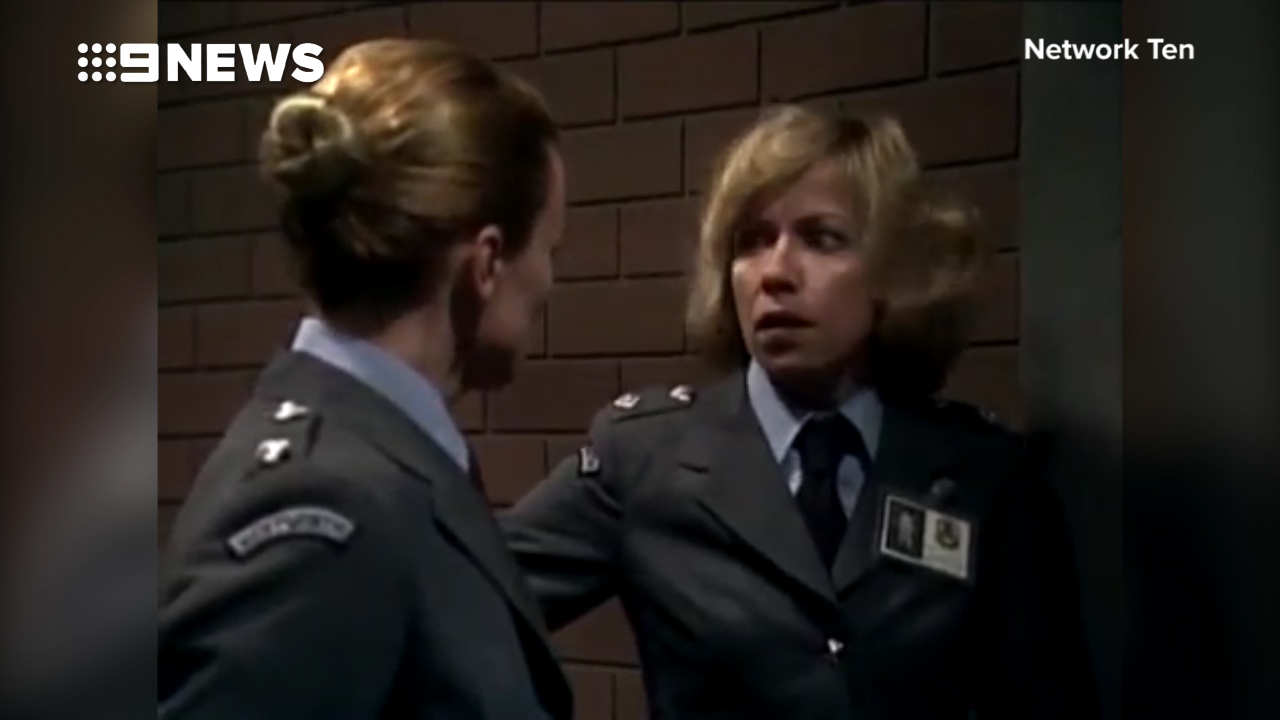 Veteran Australian TV actress Judith McGrath dies