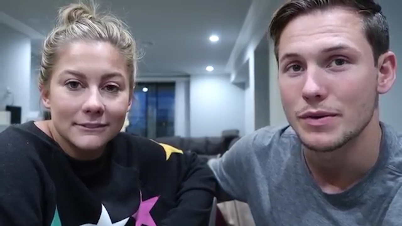 Olympian Shawn Johnson shares miscarriage heartache