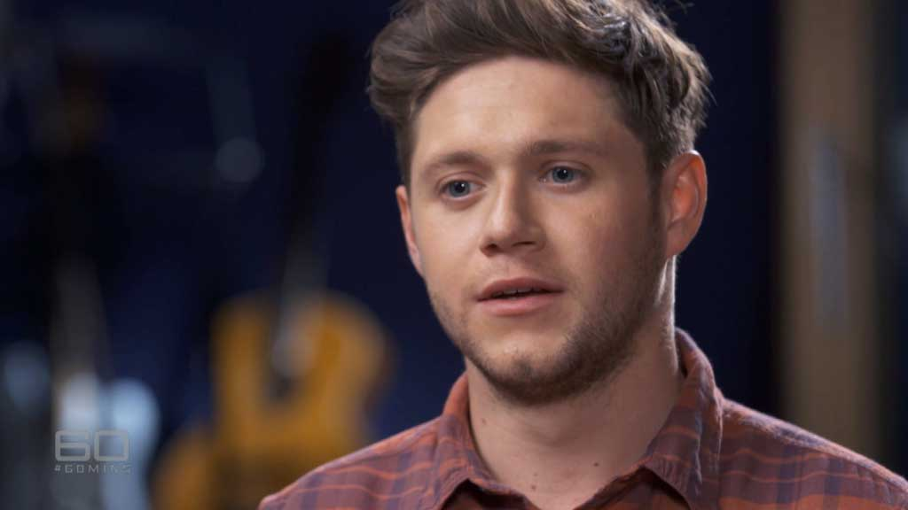 Niall Horan opens up on his connection with Olympia Valance