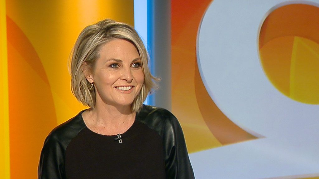 Georgie Gardner on sexism in the workplace