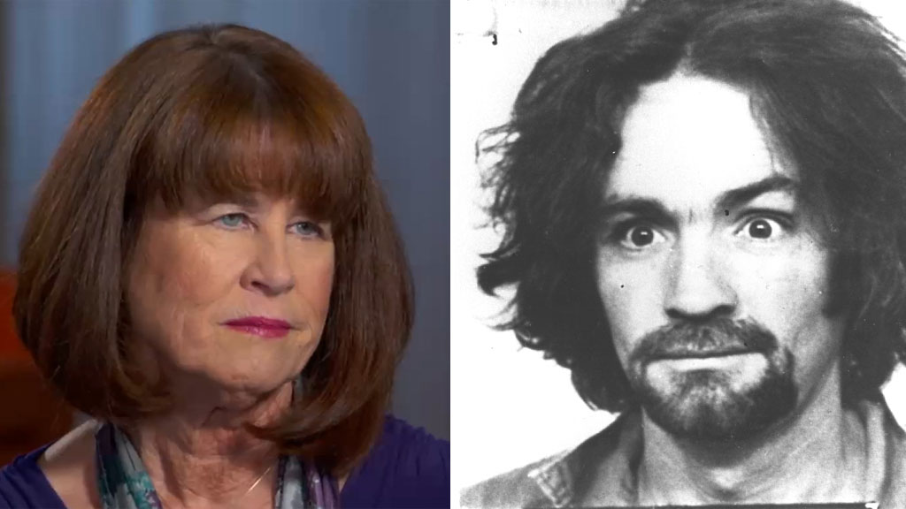 Charles Manson's youngest cult member found him 'attractive'
