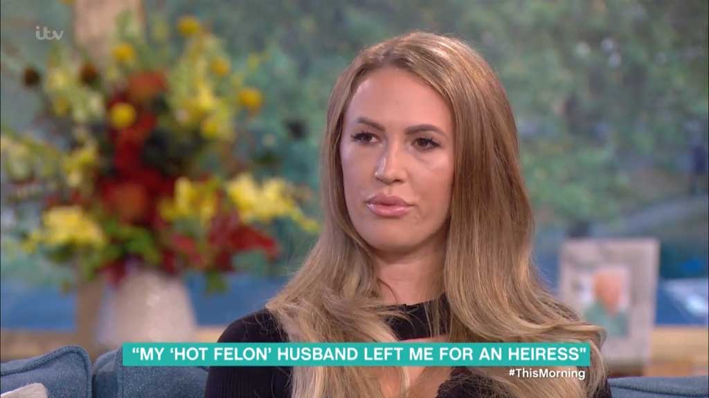 Interview with 'Hot Felon' Jeremy Meeks' wife