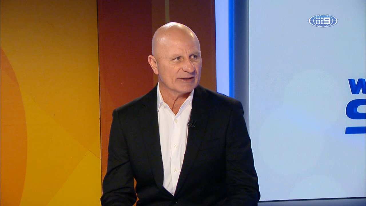 Sterlo puts Bellamy as same breath as Jack