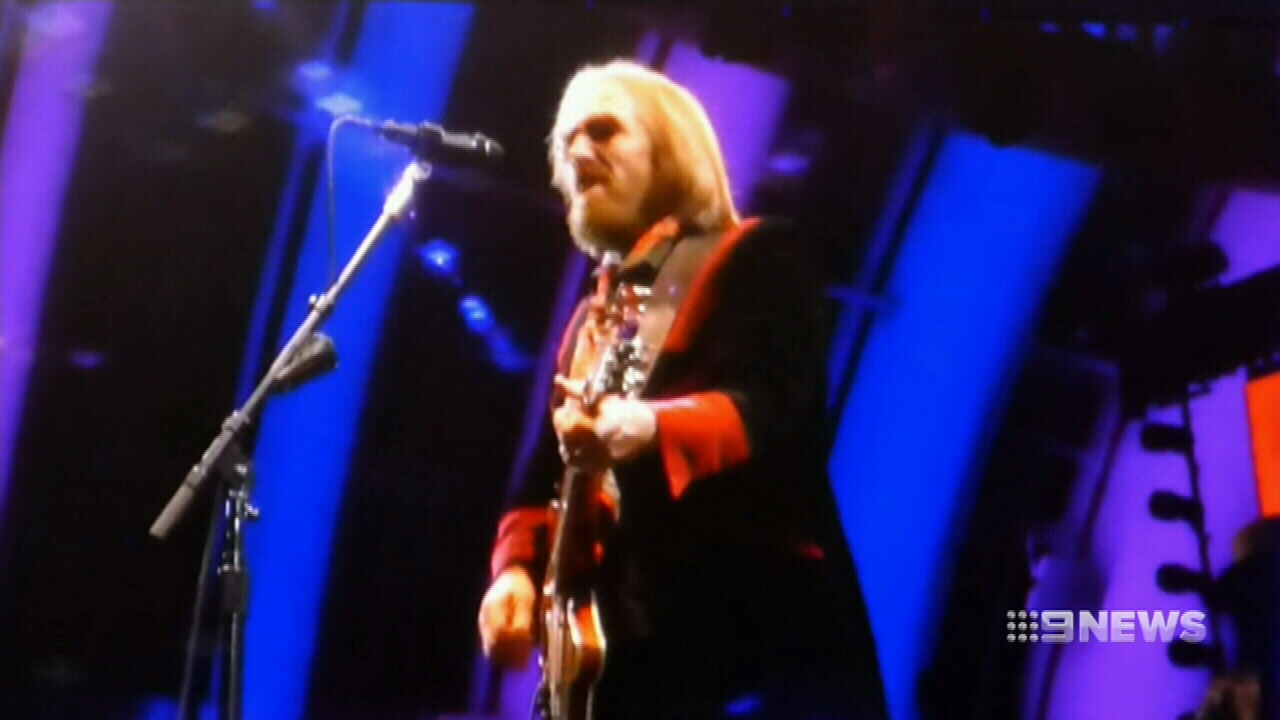Tom Petty dies of cardiac arrest