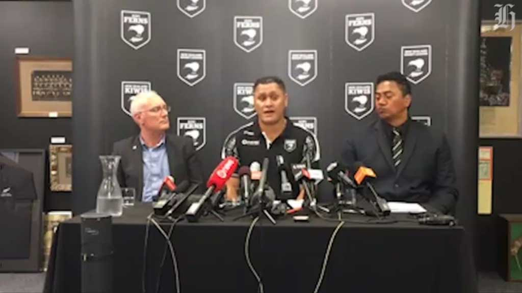 Kidwell shocked by Taumalolo's defection