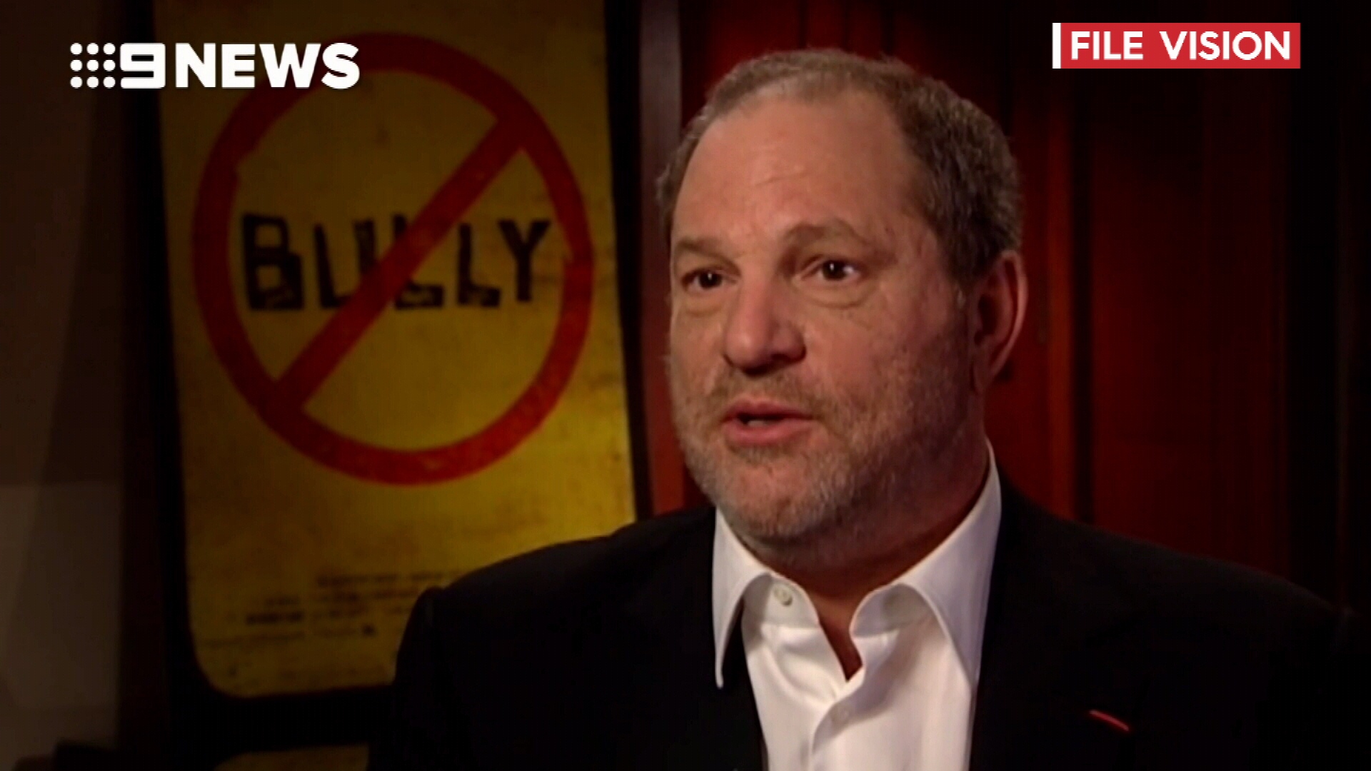 Harvey Weinstein: 'I've always hated injustice'