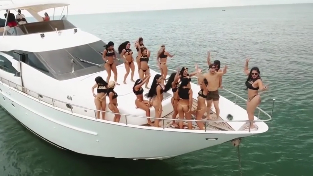 Bizarre tourism video released