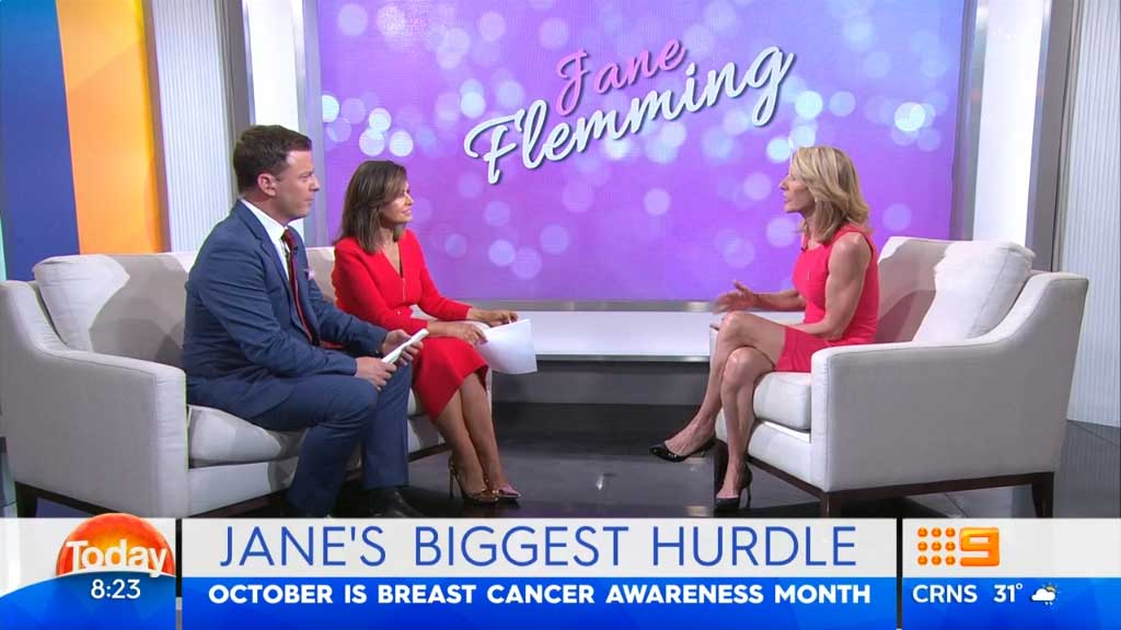 Jane Flemming speaks with TODAY