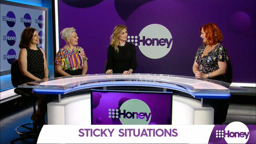 Honey's Sticky Situations