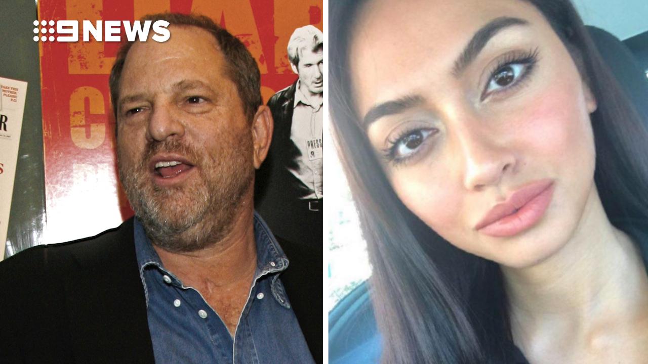 Weinstein admits to groping model in secret recording