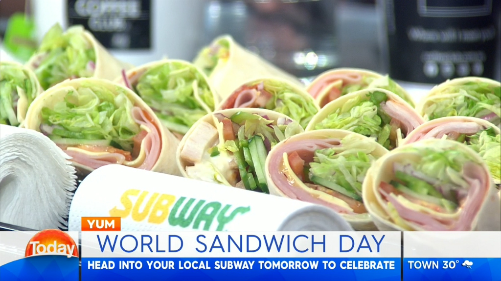 Why you should smash a sub this World Sandwich Day
