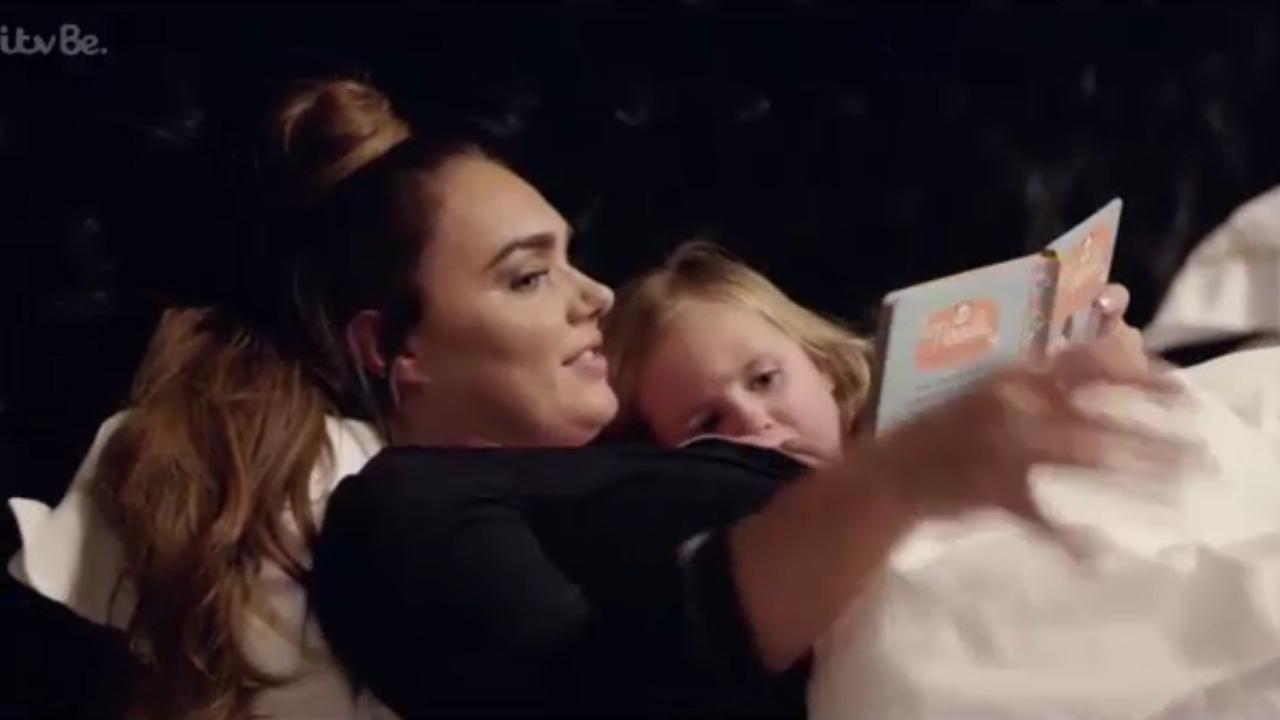 Tamara Ecclestone defends breastfeeding 3-year-old