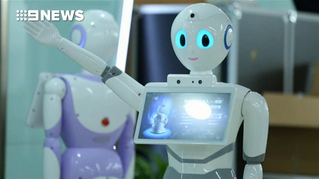 Robot passes medical exam