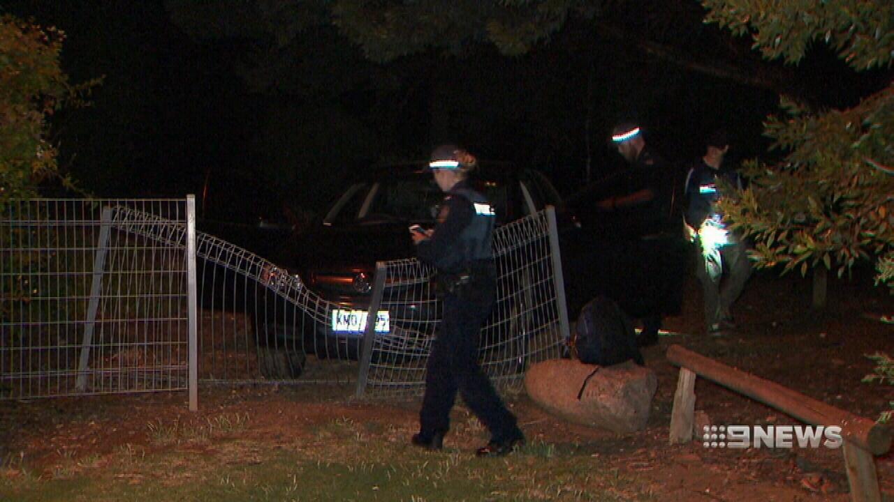 Police led on wild pursuit