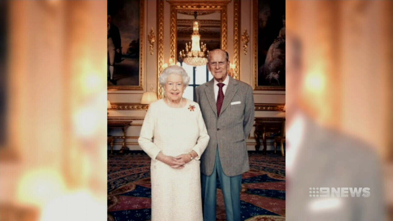 Royals celebrate their 70th wedding anniversary