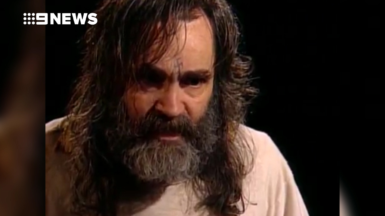 1993: Charles Manson speaks from jail