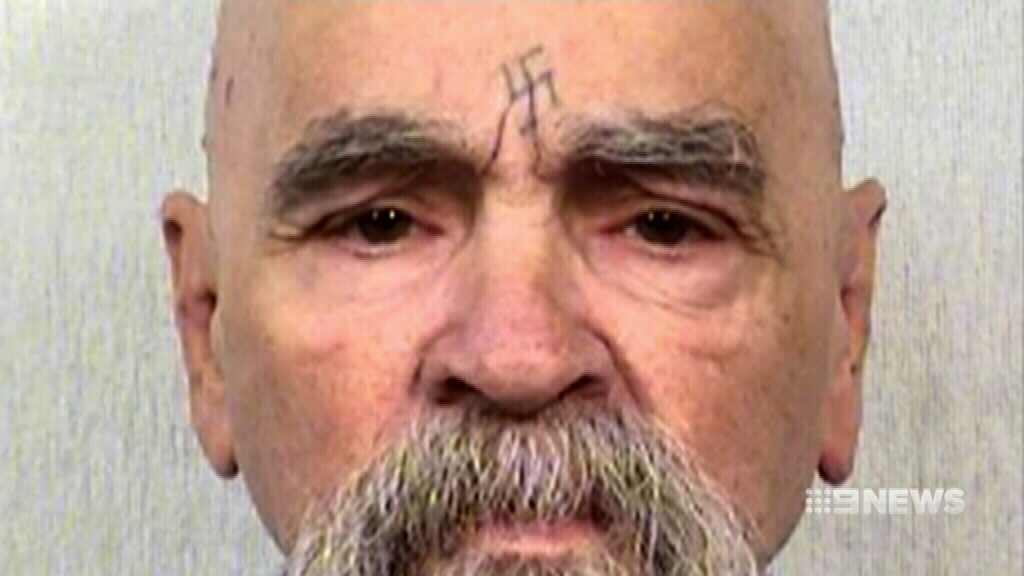 Notorious serial killer Charles Manson dies