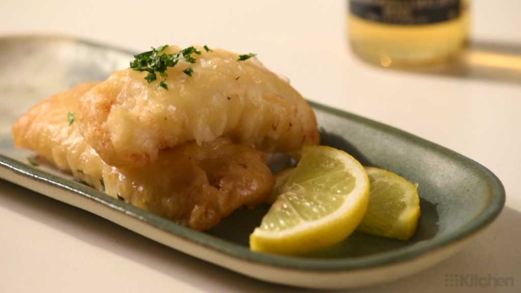How to make perfect beer batter fish for How do you make batter for fish