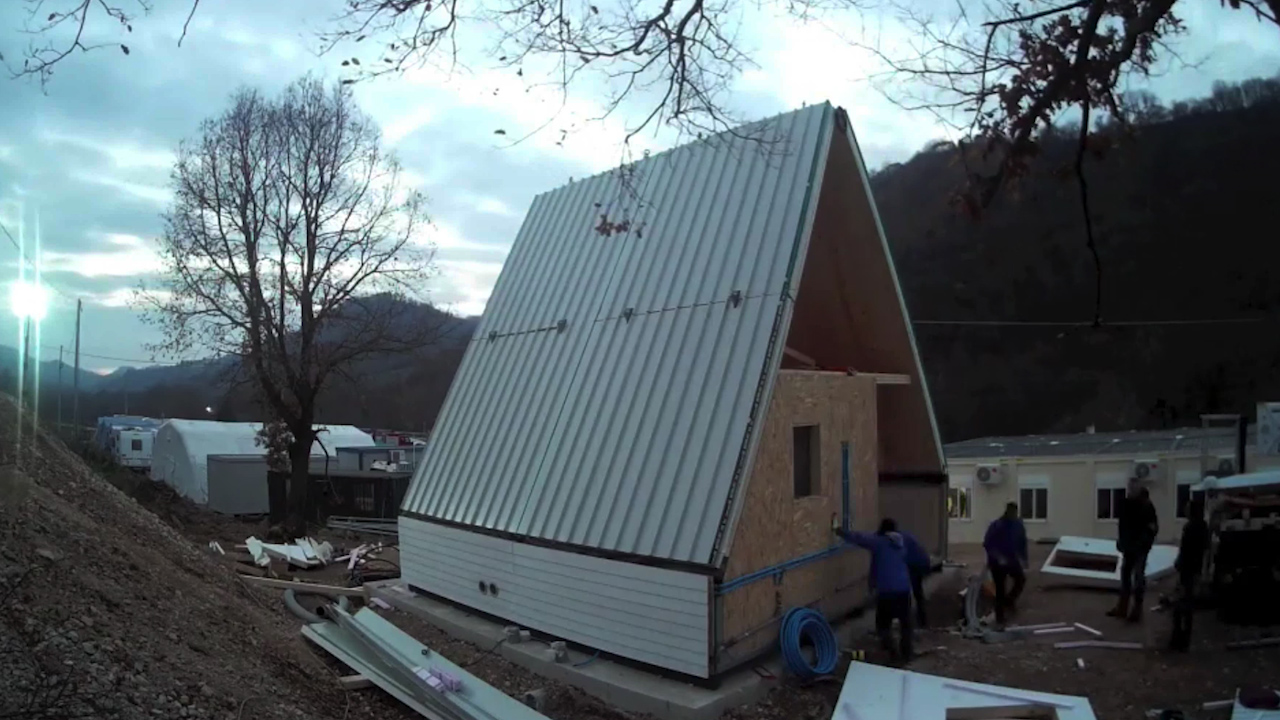 This Flat Pack Home Takes Only Six Hours To Build And Is