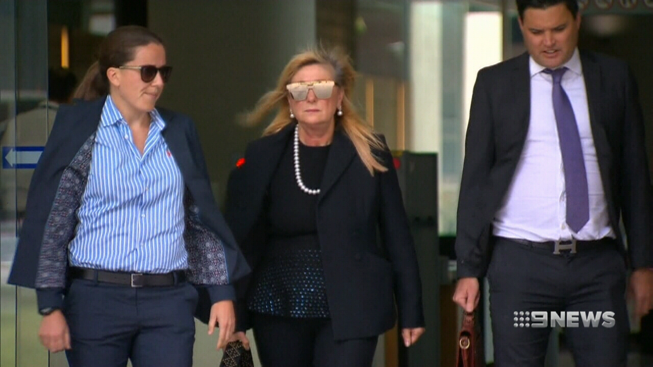 Maureen Boyce's best friend slammed in court