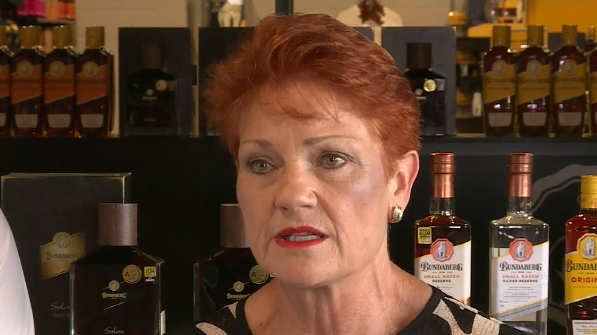 Pauline Hanson labels Queensland a 'nanny state'